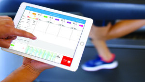Real-time running assessment